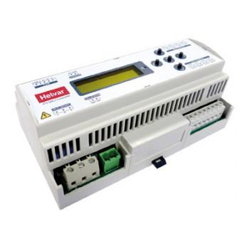 8-канальный DALI контроллер...