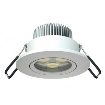 DL SMALL 2000-5 LED WH...