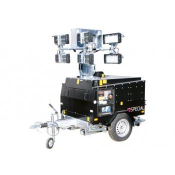 MOBILIGHT LED 6x250...