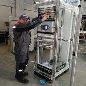 Процесс сборки электрощитового оборудования на медучреждения г.Москвы. ᅠ #электрощитовоеоборудование #системныерешения #помощь #медучреждения #москва #россия????????